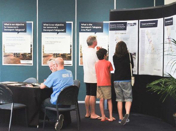 map design devonport takapuna public engagement