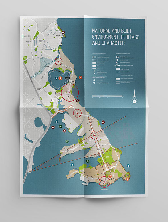 map design devonport takapuna