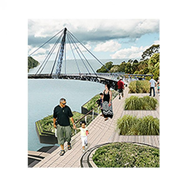 Urban Design: Otara Lake & Waterways